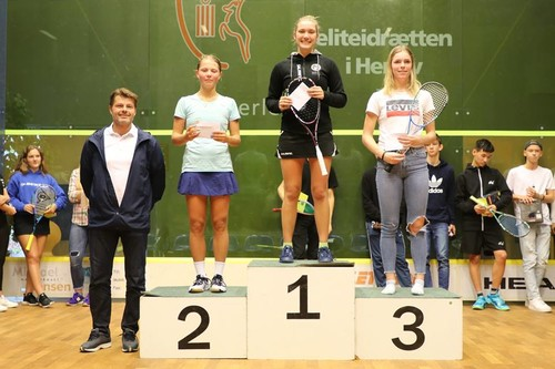 Українка стала призеркою турніру по сквошу