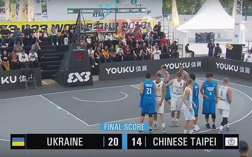 Чоловіча збірна України переможно стартувала на чемпіонаті світу