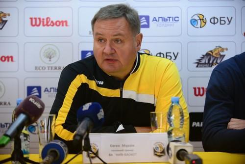 МУРЗІН: Київ-Баскет буде конкурентним у Суперлізі