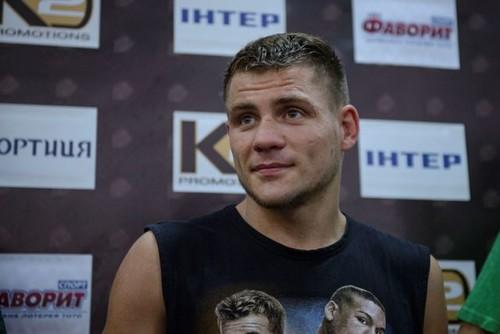 Александр КРАСЮК: «Беринчик вернется на ринг в декабре»