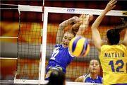 Завершился первый этап женского чемпионата мира по волейболу