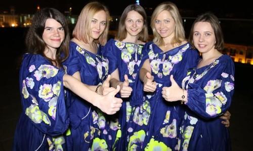 Шахматная Олимпиада. Женская сборная Украины заняла второе место