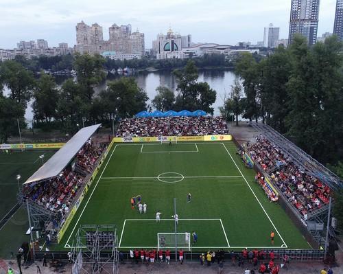 6 октября стартует первый чемпионат Киева по мини-футболу