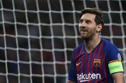Месси – лучший футболист недели в Лиге чемпионов