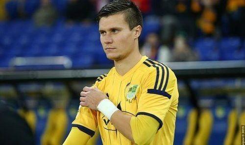 Украинский защитник Курилов будет играть в чемпионате Крыма