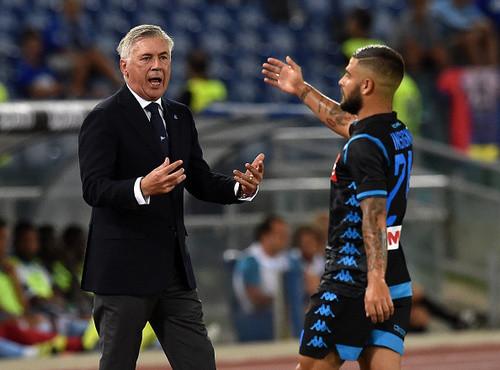 Наполи - Милан - 3:2. Текстовая трансляция матча