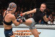 UFC 229: Уотерсон одолела Херриг в первом бою основного карда