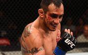 UFC 229: Петтис сломал руку в бою с Фергюсоном