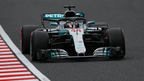 Хэмилтон выиграл квалификацию в Японии, дикая ошибка Феррари