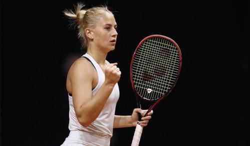 Марта Костюк получила травму и пропустит ряд турниров