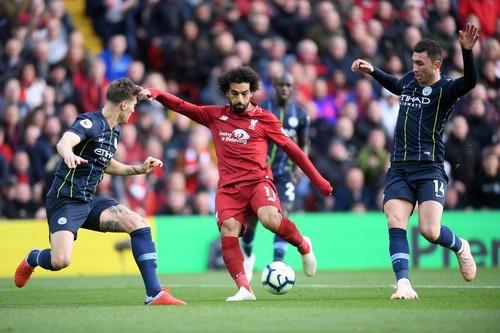Ливерпуль — Манчестер Сити — 0:0. Текстовая трансляция матча