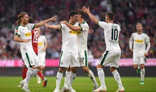 Видео обзор матча бавария боруссия менхенгладбах