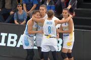 Украина вышла в полуфинал чемпионата мира по баскетболу 3х3