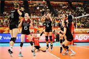 Начался второй этап на женском чемпионате мира по волейболу