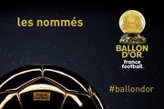Стали известны первые номинанты на Золотой мяч