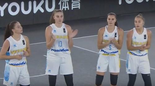 Сборная Украины сыграет за бронзу чемпионата мира