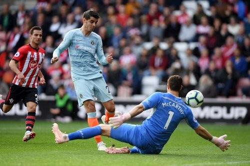 Саутгемптон — Челси — 0:3. Видео голов и обзор матча