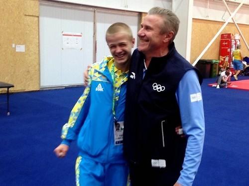 Україна здобула першу медаль Юнацької Олімпіади-2018