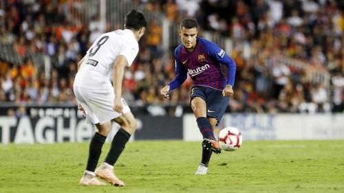 Барселона допустила очередную осечку, не сумев обыграть Валенсию
