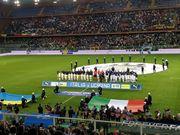 Италия – Украина - 1:1. Текстовая трансляция матча