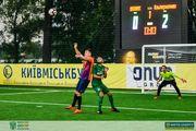 Видео-обзоры матчей 1 тура чемпионата Киева по мини-футболу