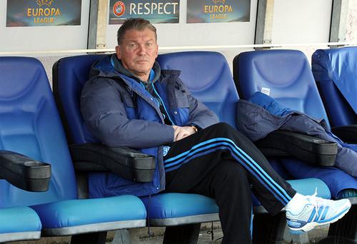 Олег БЛОХИН: «Мне непонятна логика Манчини»