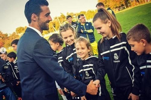 Реал открыл футбольную школу в Тернополе