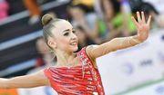 Украинская гимнастка Пограничная вышла в финал Юношеской Олимпиады