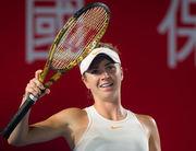 Гонконг. Свитолина уверенно вышла в четвертьфинал