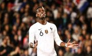 Франция спасается от поражения с Исландией в товарищеском матче