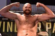 Тайсон ФЬЮРИ: «Пришлось согнать 50 кг перед боем с Кличко»