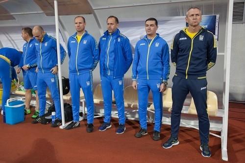 Матч молодіжних збірних України та Шотландії в Києві судитимуть шведи