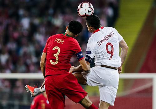 Португалия обыграла Польшу и уверенно возглавила группу А3