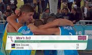 Чоловіча збірна України з першого місця вийшла в чвертьфінал Олімпіади