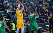Київ-Баскет здобув історичну перемогу в чемпіонаті України