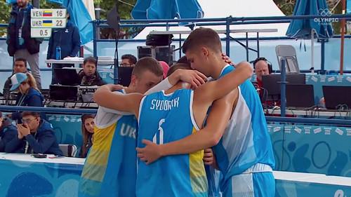 Збірна України достроково вийшла до плей-оф Юнацьких Олімпійських ігор