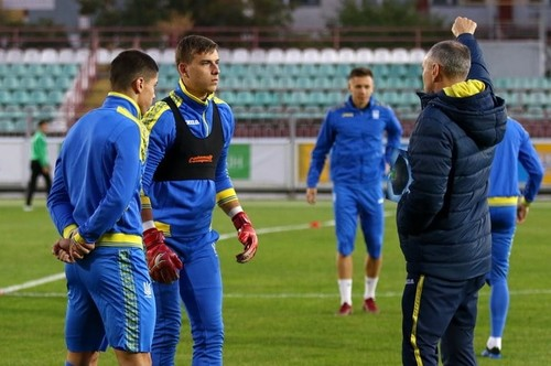 Украина U-21 – Шотландия U-21. Видео гола Моргана