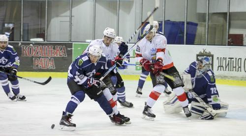 Анонс девятого тура Украинской хоккейной лиги