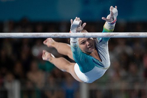БАЧИНСЬКА «Хочу здобути для України ще не одну медаль»