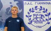 Воспитанник Динамо Наумец дебютировал за Яннину