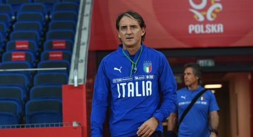МАНЧИНИ: «Приоритет сборной Италии - Евро-2020, а не Лига наций»