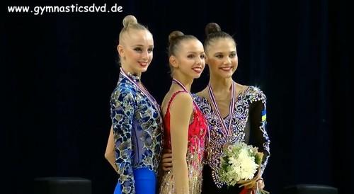 Дьяченко и Вартлаан завоевали пять медалей на этапе Гран-при в Брно