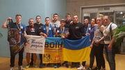 Збірна України посіла друге місце на чемпіонаті Європи з ММА
