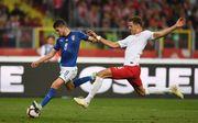 Италия дожала Польшу в компенсированное время