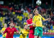 Литва - Черногория - 1:4. Видео голов и обзор матча