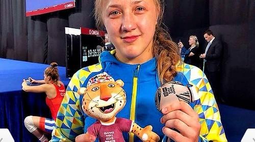 ЮОІ-2018. Українці вибороли дві медалі у вільній боротьбі