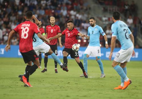 Израиль - Албания - 2:0. Видео голов и обзор матча