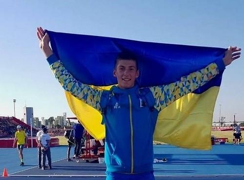 ЮОІ-2018. Дорощук здобув бронзову медаль в стрибках у висоту
