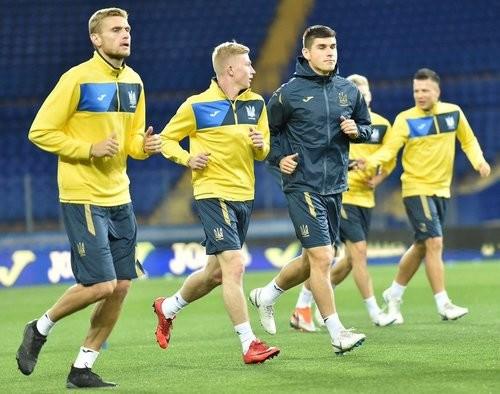 Украина – Чехия. Прогноз и анонс на матч Лиги наций