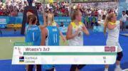 Жіноча збірна України 3х3 завершила виступ на Олімпійських іграх